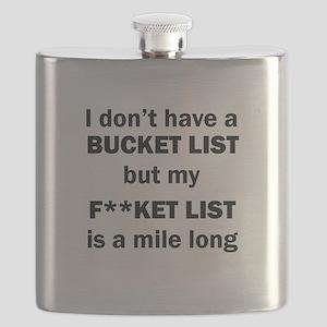 FUCKET LIST Flask