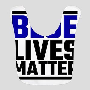 Blue Lives Matter Bib
