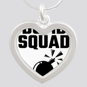 Bomb Squad If You See Us Running Try To Necklaces