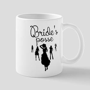 Bride's Posse Mugs