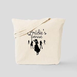 Bride's Posse Tote Bag
