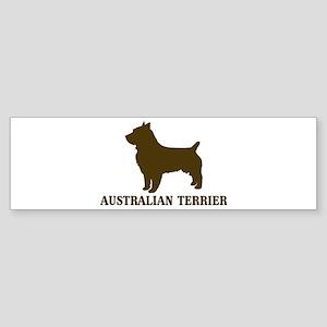 Australian Terrier (brown) Bumper Sticker
