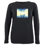 Receiving of Gifts Quote Plus Size Long Sleeve Tee