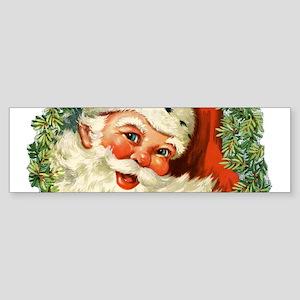 merry christmas ya filthy animal Bumper Sticker