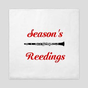 Seasons Reedings Queen Duvet