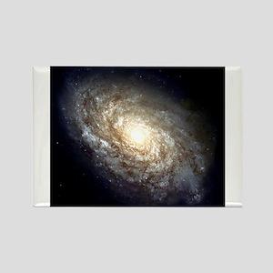 NGC 4414 Spiral Galaxy Magnets