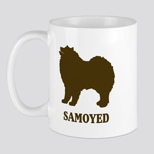 Samoyed (brown) Mug