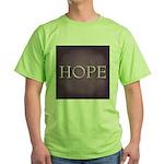 Hope Green T-Shirt