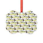 Amazon Pellona fish Pattern Ornament