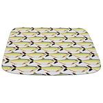 Amazon Pellona fish Pattern Bathmat