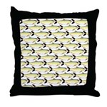 Amazon Pellona fish Pattern Throw Pillow