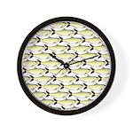 Amazon Pellona fish Pattern Wall Clock