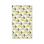 Amazon Pellona fish Pattern Area Rug