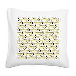 Amazon Pellona fish Pattern Square Canvas Pillow