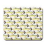 Amazon Pellona fish Pattern Mousepad