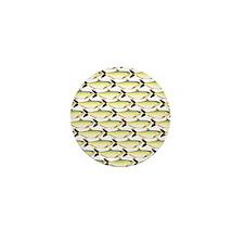 Amazon Pellona fish Pattern Mini Button