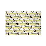 Amazon Pellona fish Pattern Magnets