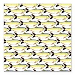 Amazon Pellona fish Pattern Square Car Magnet 3