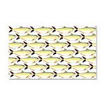 Amazon Pellona fish Pattern Car Magnet 20 x 12