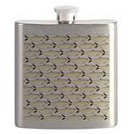Amazon Pellona fish Pattern Flask