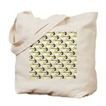 Amazon Pellona fish Pattern Tote Bag