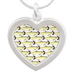 Amazon Pellona fish Pattern Necklaces