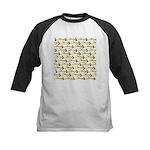 Amazon Pellona fish Pattern Baseball Jersey