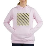 Amazon Pellona fish Pattern Women's Hooded Sweatsh