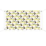 Amazon Pellona fish Pattern Banner