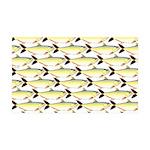 Amazon Pellona fish Pattern Wall Decal