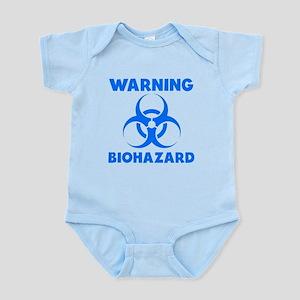 Warning Biohazard Body Suit