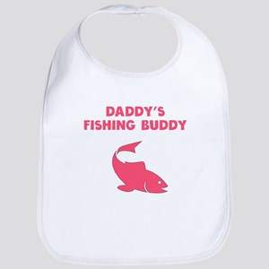 Daddys Fishing Buddy Bib