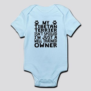 Well Trained Tibetan Terrier Owner Body Suit