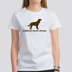 American Water Spaniel (brown Women's T-Shirt