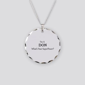 Director of Nurses Necklace Circle Charm