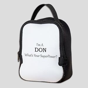 Director of Nurses Neoprene Lunch Bag