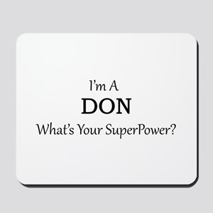 Director of Nurses Mousepad