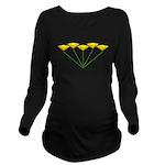 Love Flower 11 Long Sleeve Maternity T-Shirt