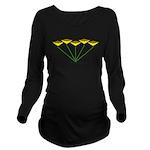 Love Flower 13 Long Sleeve Maternity T-Shirt