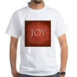 Joy White T-Shirt