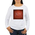 Joy Women's Long Sleeve T-Shirt
