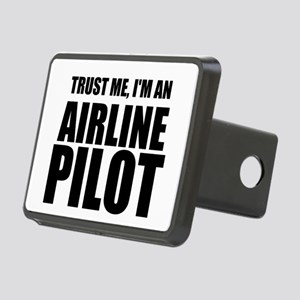 Trust Me, I'm An Airline Pilot Hitch Cover