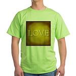 Love Green T-Shirt
