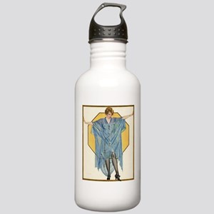 Flapper Woman Spider W Stainless Water Bottle 1.0L