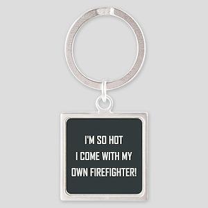 I'M SO HOT Keychains