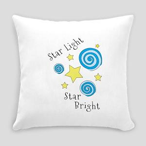 Star Light Star Bright Everyday Pillow