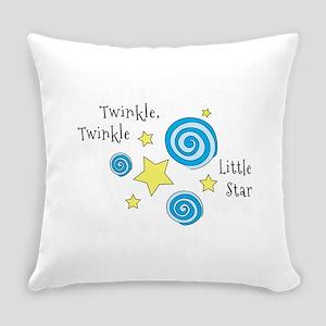 Twinke, Twinkle Little Star Everyday Pillow