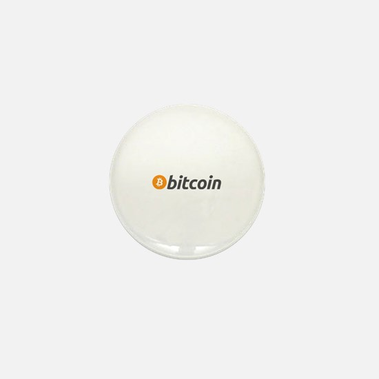 bitcoin Mini Button