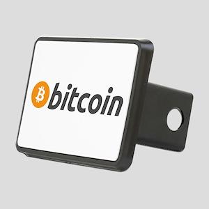 Bitcoin Rectangular Hitch Cover