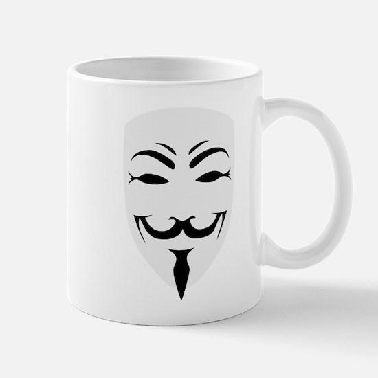 anonymous Mugs